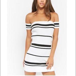 Strapless dress M/L size